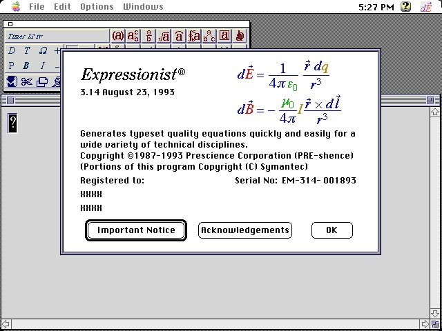 Expressionist 3.14 (1992)