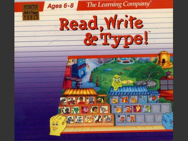 Read, Write & Type! (1995)