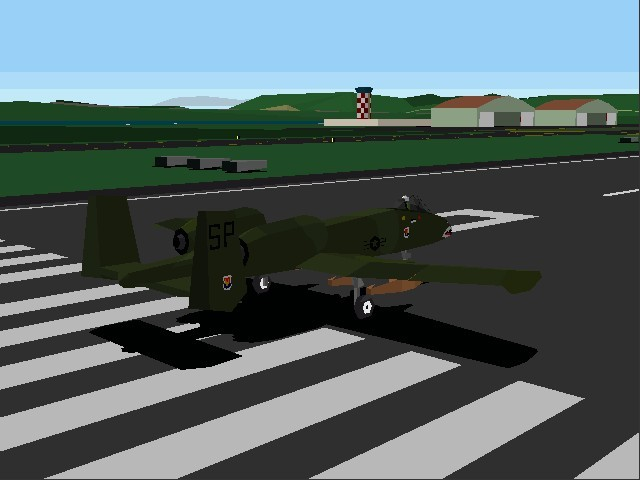 A-10 Cuba! (1996)