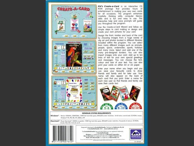 Kid's Create-a-Card (2002)