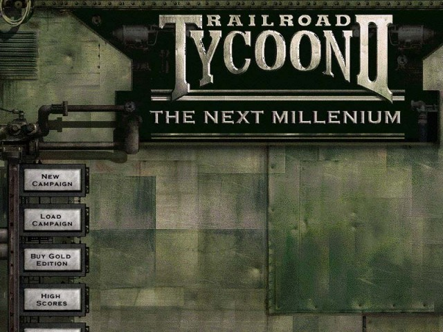 Railroad Tycoon II: The Next Millenium - Special Edition (1999)
