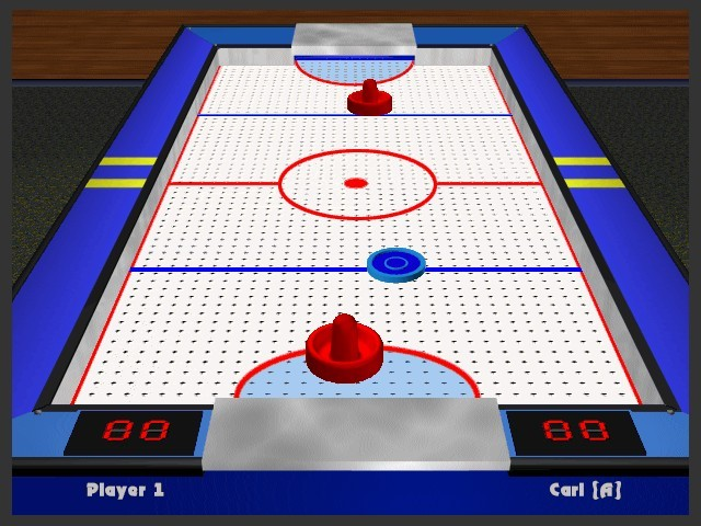 Elite Air Hockey (1999)
