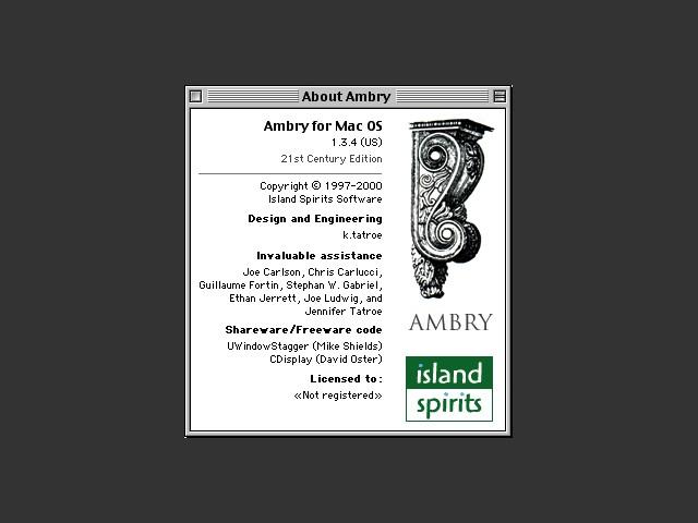 Ambry (1998)