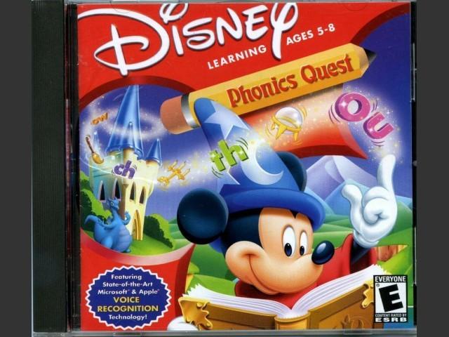 Disney's Phonics Quest (2001)