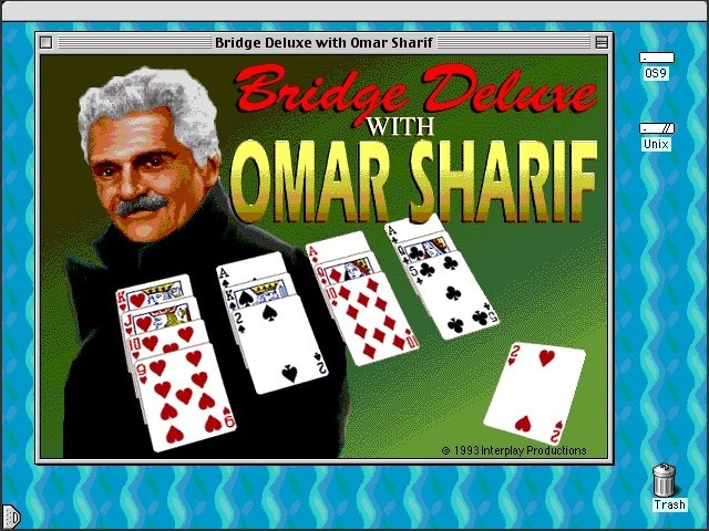 Bridge Deluxe with Omar Sharif (1993)