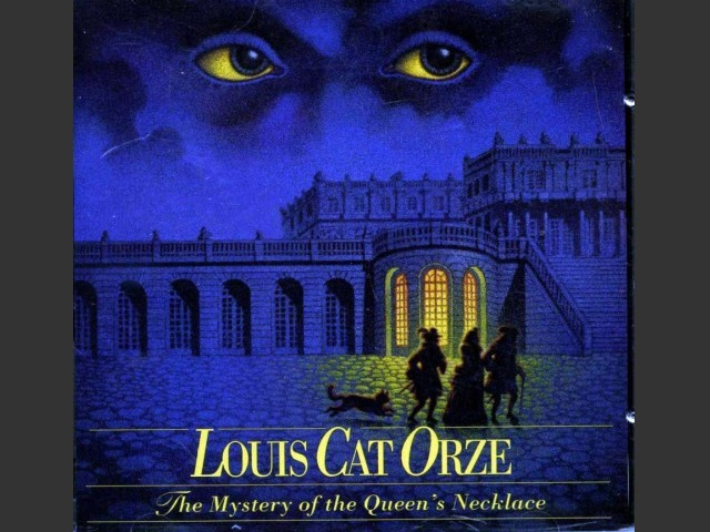 Louis Cat Orze: The Mystery Of The Queen's Necklace (1995)