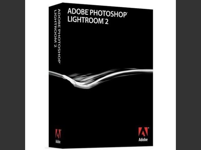 Adobe Photoshop Lightroom 2 (2008)