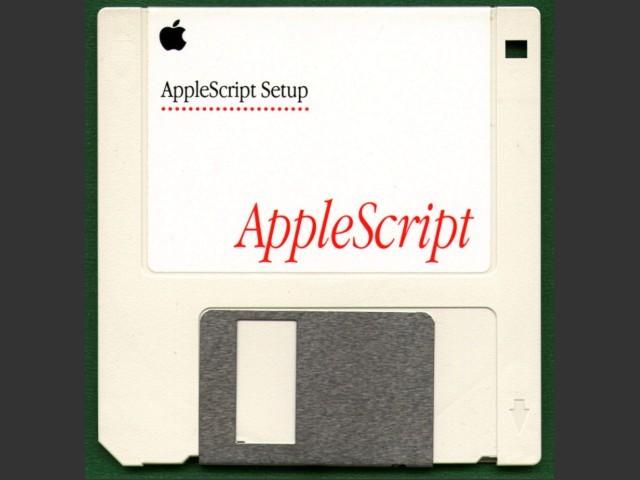 AppleScript 1.1 (1993)