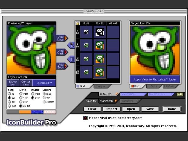 IconBuilder Pro 3.1