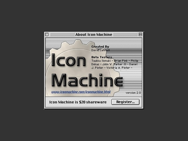 Icon Machine 2 (1999)