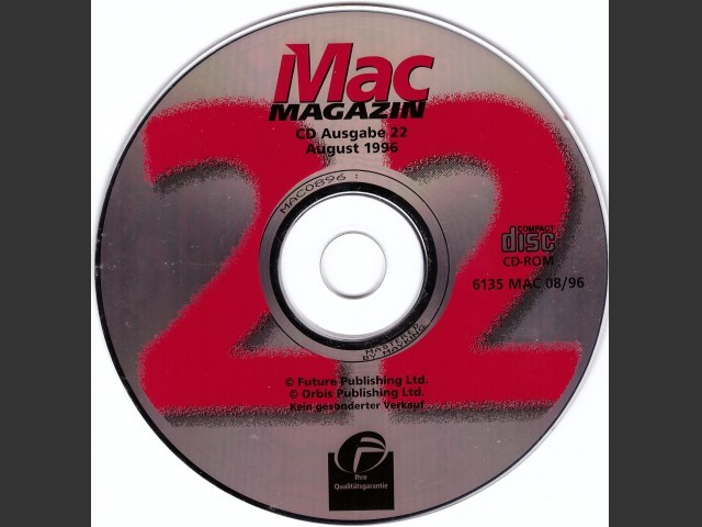 Mac Magazin 22 (1996)
