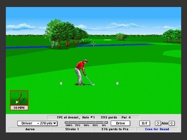 PGA Tour Golf II (1994)