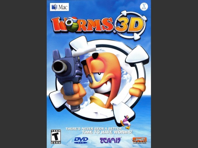 Worms 3D (2004)