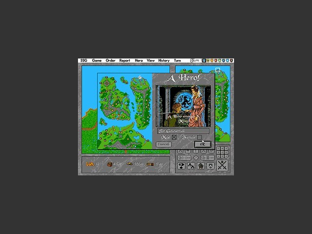 Warlords II (floppy version) (1993)