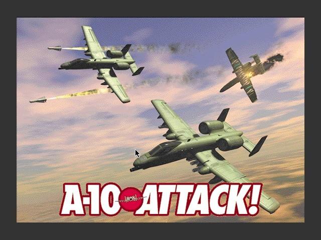 A-10 Attack! (1995)