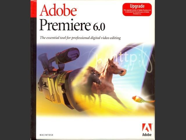Adobe Premiere 6 (2000)