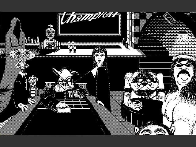 Shufflepuck Café (1988)