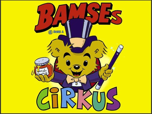 Bamses Cirkus (2000)