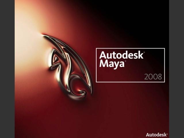 Autodesk Maya 2008 (2007)