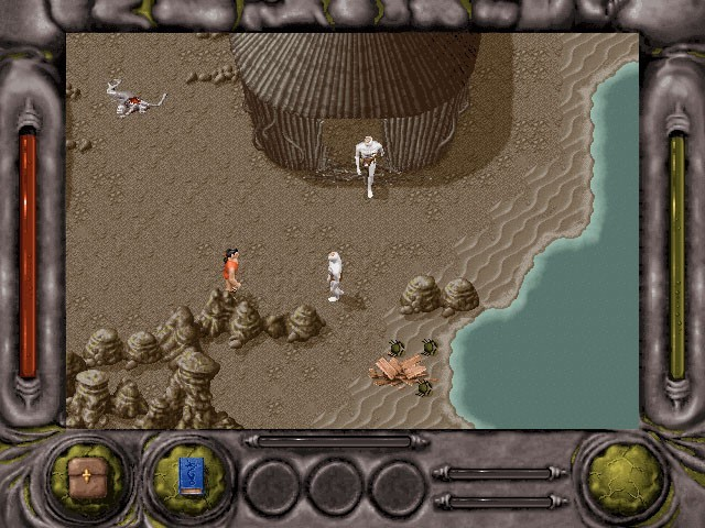 Entomorph: Plague of the Darkfall (1995)