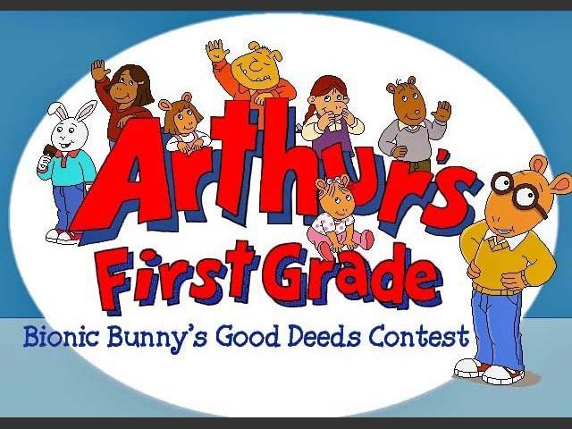 Arthur's 1st Grade (2001)