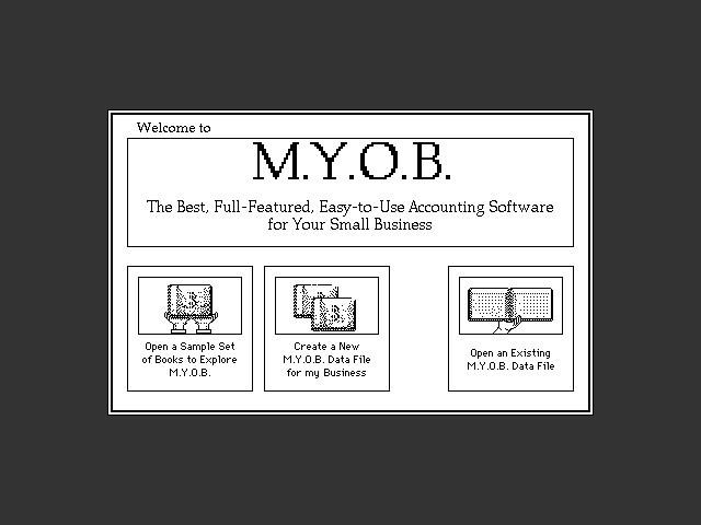 M.Y.O.B. (v5.0.1) (1994)
