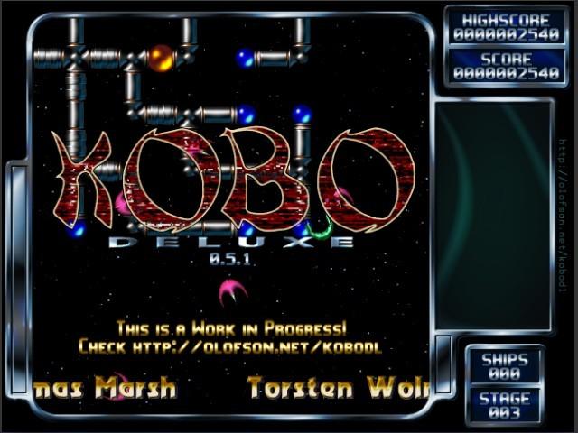 Kobo Deluxe (2009)