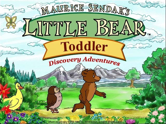 Little Bear: Toddler Discovery Adventures (2000)
