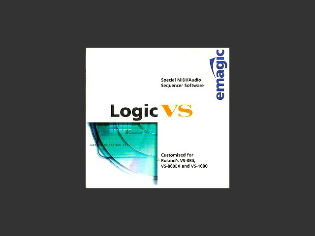 Emagic Logic VS (1999)