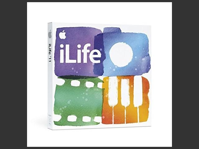 iLife '11 Box