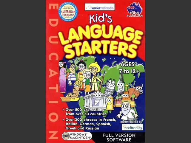Kid's Language Starters (2002)