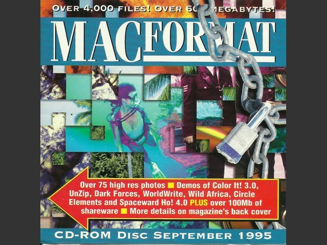 MacFormat 28 September 1995 CD (1995)