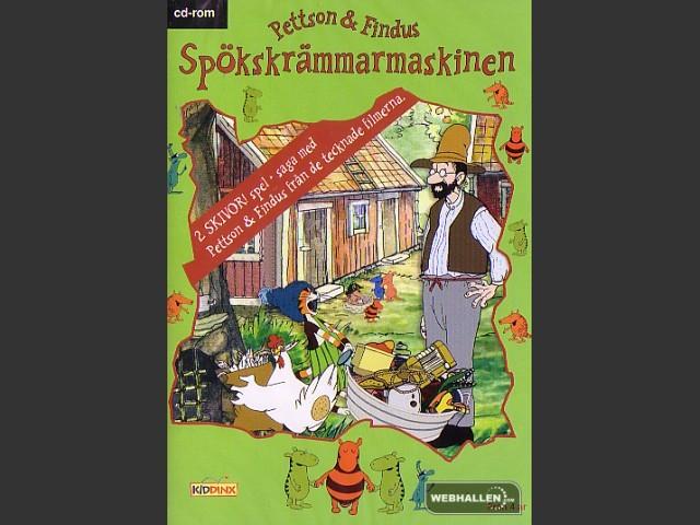 Pettson & Findus Spökskrämmarmaskinen (2004)