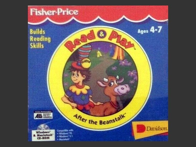 Fisher-Price Read & Play: After the Beanstalk (1996)