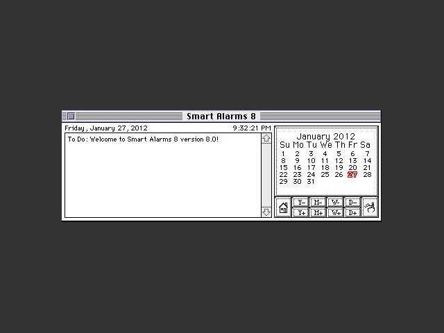 SmartAlarms 8 (1993)