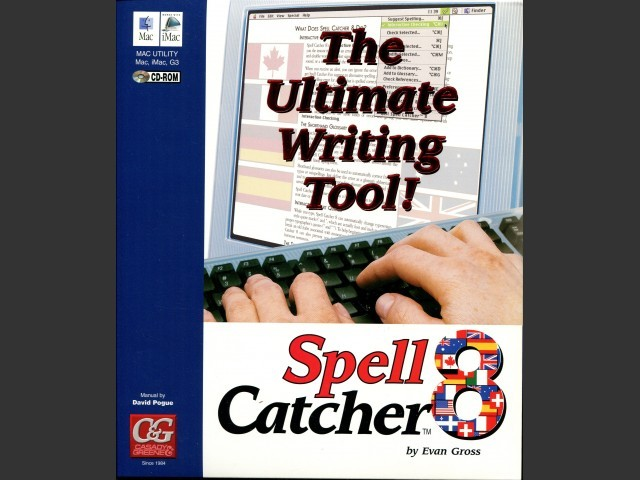 Spell Catcher 8.0.1 (1999)