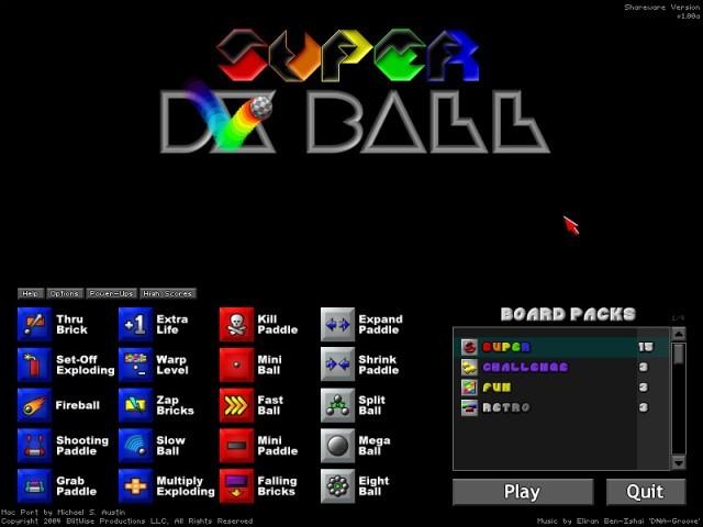 Super DX-Ball (2004)