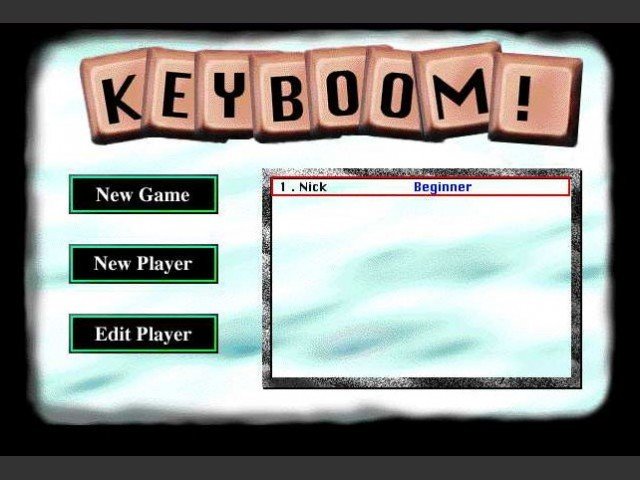 Keyboom! (1996)
