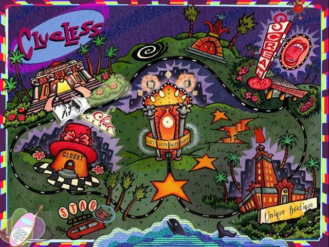 Clueless CD-ROM (1997)