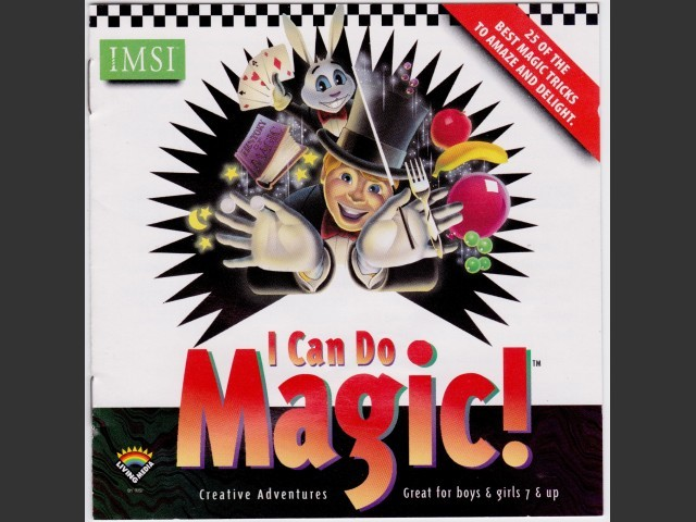 I Can Do Magic! (1996)
