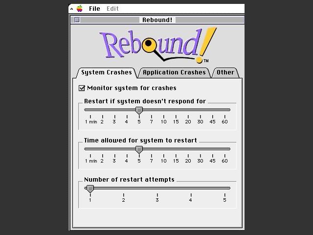 PowerKey Rebound! (1999)