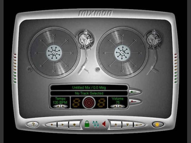 Mixman Studio Mac 1.x (2000)