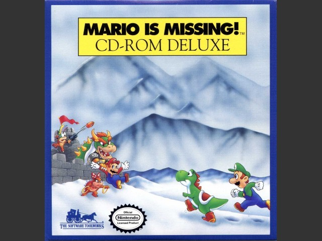 Mario Is Missing! CD-ROM Deluxe (1994)