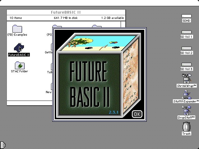 FutureBASIC II (1998)