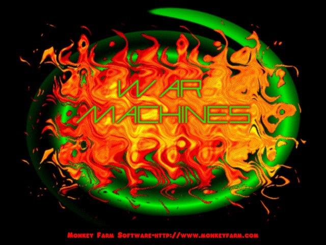 War Machines (1998)