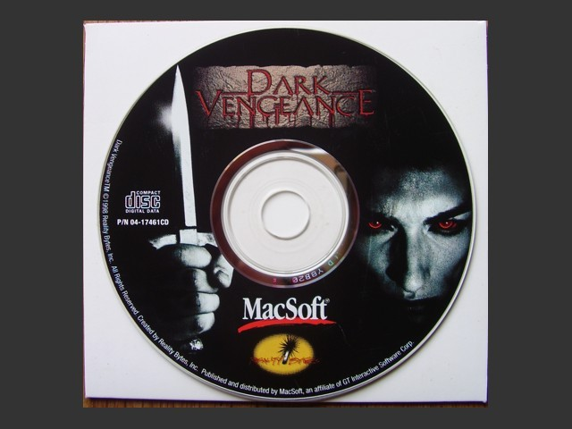 Dark Vengeance (1998)