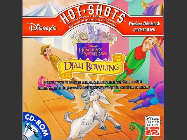 Disney's Hot Shots: Djali Bowling (1996)