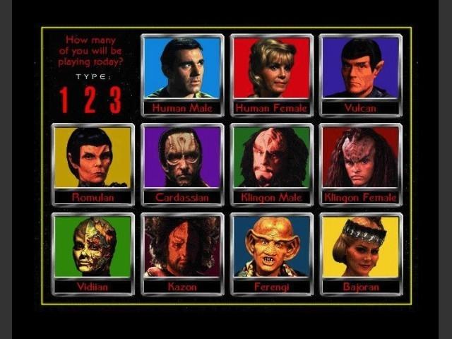 Star Trek: The Game Show (1998)