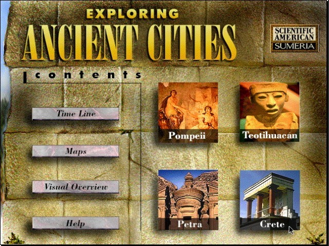 Exploring Ancient Cities (1995)