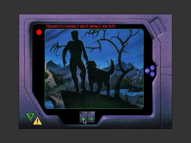 The Awesome Adventures of Victor Vector & Yondo: The Vampire's Coffin (1993)